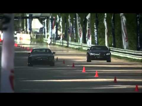 BMW Alpina B6 vs BMW M6 (Drag Race)