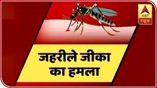 55 cases of Zika virus confirmed in Jaipur - ABPNEWSTV