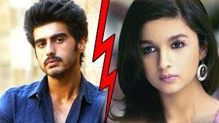 Why did 2 States actor Alia Bhatt BREAK-UP with Arjun Kapoor?