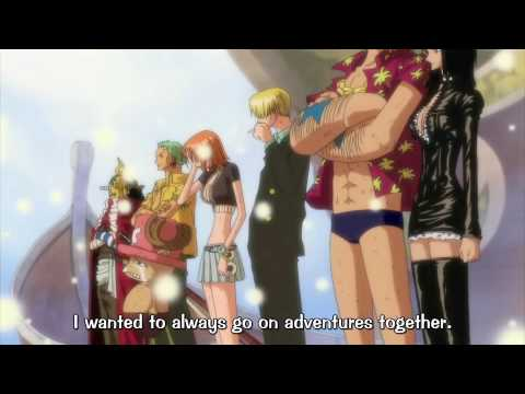 One Piece Merry's Funeral -MAytEIgqlPA