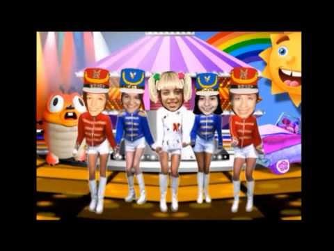 El show de Xuxa ft. Spice Girls