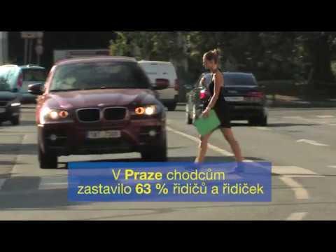 Autoperiskop.cz  – Výjimečný pohled na auta - Průzkum Zebra: čeští řidiči dávají přednost chodcům častěji než slovenští, výjimku tvoří řidičky z Prahy