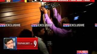 Srinivasan evades TIMES NOW questions - TIMESNOWONLINE