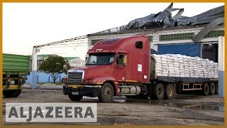🇲🇿 Cyclone Idai: Road reopens, reaching Mozambique flood victims | Al Jazeera English - ALJAZEERAENGLISH