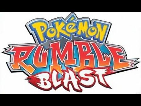 Pokemon Rumble Blast: Gameplay Trailer