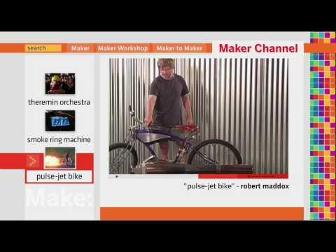 Maker Channel 103 on MAKE:television