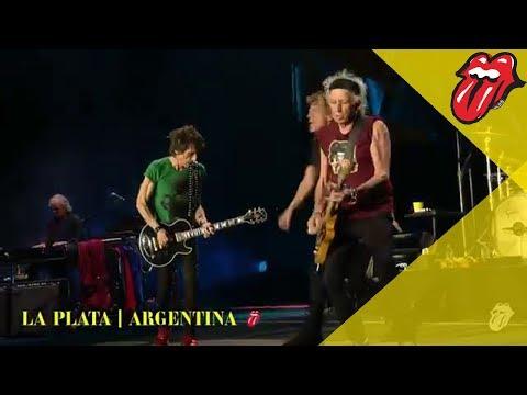 Los Rolling Stones en La Plata