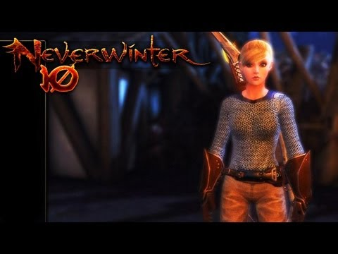 NEVERWINTER [HD+] #010 - Oh, Du süße Zoey Fargo ★ Let's Play Neverwinter