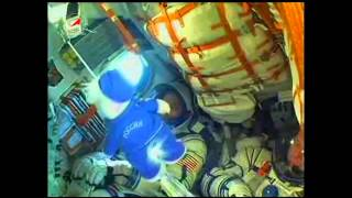 Ford and Fellow Flyers Launch to Space Station