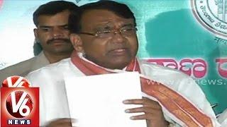 Pocharam Srinivas Reddy alleges power crises is because of CM Chandrababu Naidu - V6NEWSTELUGU
