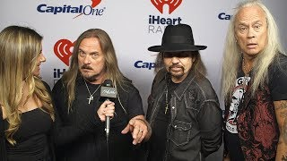 Lynyrd Skynyrd Reveals Tour Plans for 2019 | Hollywire Interview @ iHeartRadio - HOLLYWIRETV