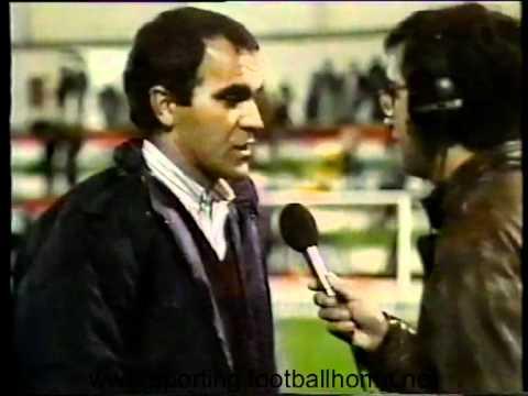 15J :: E. Amadora - 0 x Sporting - 0 de 1989/1990