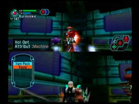 Phantasy Star Online EP I & II - Kurosawa X Lancelot - Mine 2 VH ~Part VI~