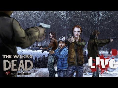 The Walking Dead Adventure Game Season 2: Episode 4 Amid the Ruins (LIVE)