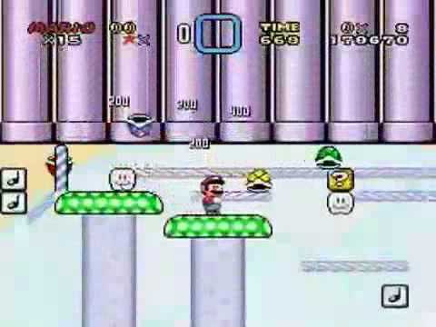 Automatic Mario