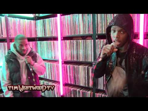 *NEW* Westwood Crib Sessions - Krept &amp; Konan freestyle pt2