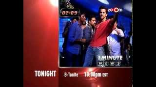 Top 3 Bollywood News in 1 minute 04-09-13