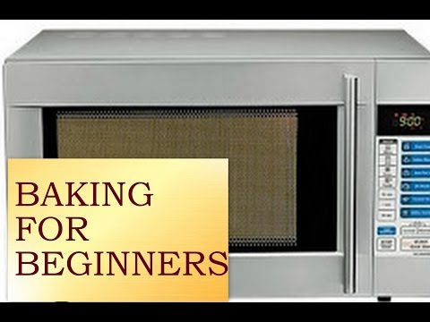 How To Use A Convection Microwave | Oven Series | Cakes And More | Baking For Beginners