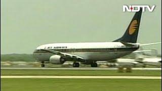 जेट एयरवेज की कई अंतरराष्ट्रीय उड़ानें रद्द - NDTVINDIA