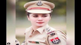 In Graphics: kainaat arora as punjab police officer viral pics - ABPNEWSTV