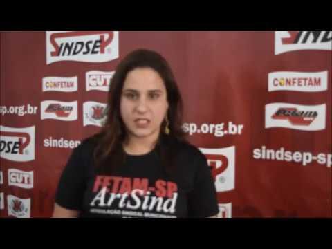 Luciane Tahan, agente de endemias, fala sobre o prêmio InovaSUS