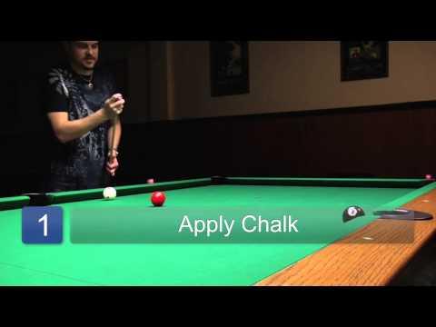 How to Make a Pool Ball Jump