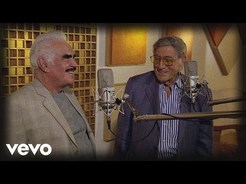 Tony Bennett duet with Vicente Fernández - Return To Me (Regresa a Mí)