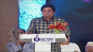Comedian Ali Emotional Speech About Sridevi At Condolence Meeting - RAJSHRITELUGU