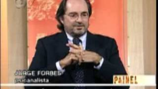 Jorge Forbes no GloboNews Painel - Acidente Aéreo - 1º Bloco