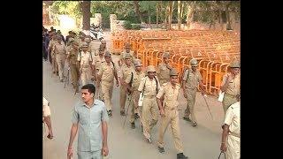 Asaram Rape Verdict: Jodhpur Police holds Flag march - ABPNEWSTV