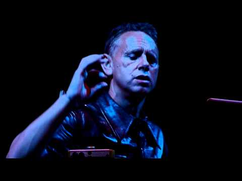 Martin Gore dj benefit for the Rockshop Academy, at the Savoy Santa Barbara 5-7-11