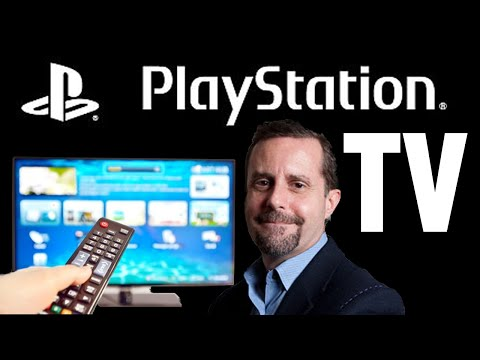 Sony Launching TV on PS4