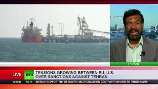 Petro-Euro? Tensions between EU & US grow over sanctions against Iran - RUSSIATODAY