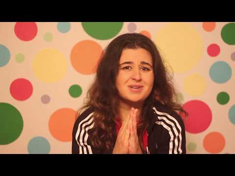 Carmen, a nova presentadora do LUAR