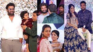 Prabhas & Vijay Devarakonda At Producer Lakshman Son Engagement   #Prabhas   #Sukumar   #Namrata   - IGTELUGU
