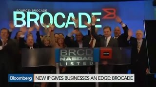 Internet in Desperate Need of Reboot: Brocade CMO - BLOOMBERG