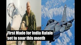 First Made for India Rafale set to soar this month - NEWSXLIVE