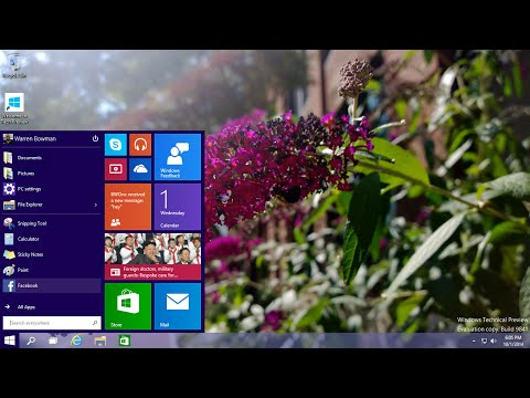 How To Install Windows 10 Technical Preview