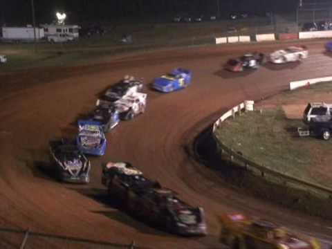 Talladega Dirt Late Model Race 5-22-2010