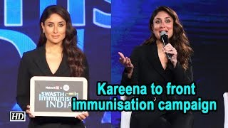 Taimur is my life : Kareena Kapoor Khan to front immunisation campaign - IANSLIVE