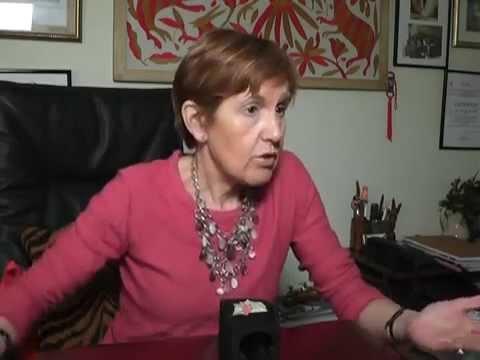 Violencia en el Trabajo. Entrevista. Susana Treviño. 01 10 14