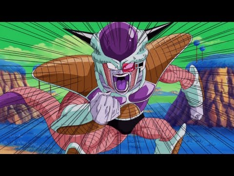 DragonBall Z Ultimate Tenkaichi Cutscene: Lord Guru Dies & Frieza Arrives [720p HD]