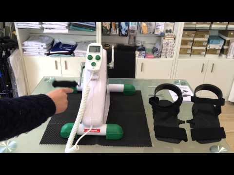 Γυμναστής Ενεργητικής/Παθητικής Εξάσκησης Oxycycle 3