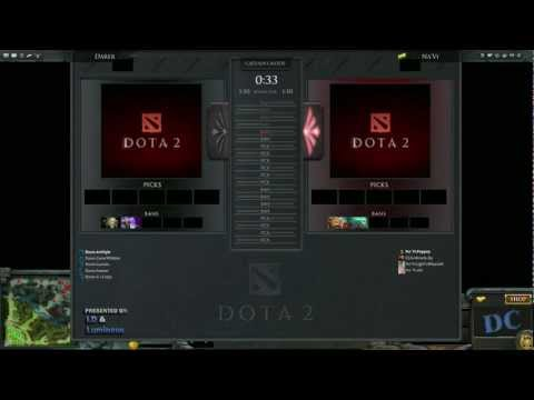 Darer vs Na'Vi - Game 1 (TPL2)