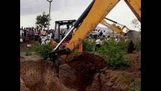 Haryana Rescue Operation Underway To Save Toddler Stuck 60-Foot-Deep Borewell; हिसार रेस्क्यू ऑपरेशन - ITVNEWSINDIA