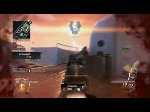 Un viol sur Call of duty : Black ops 2 a la M27 ! Presentation !!