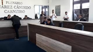 3° SESSÃO ORDINÁRIA REALIZADA NO DIA 15/02/2019 – COMPLETA