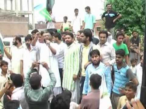 14 August motor cycel relly by SHABAB E MILLI QILLA DIDAR SINGH Part 4