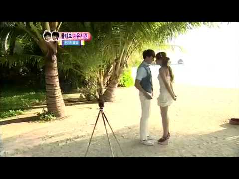 110910 Khuntoria Maldives Self-Wedding Cut