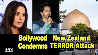 Bollywood Condemns New Zealand TERROR Attack - BOLLYWOODCOUNTRY